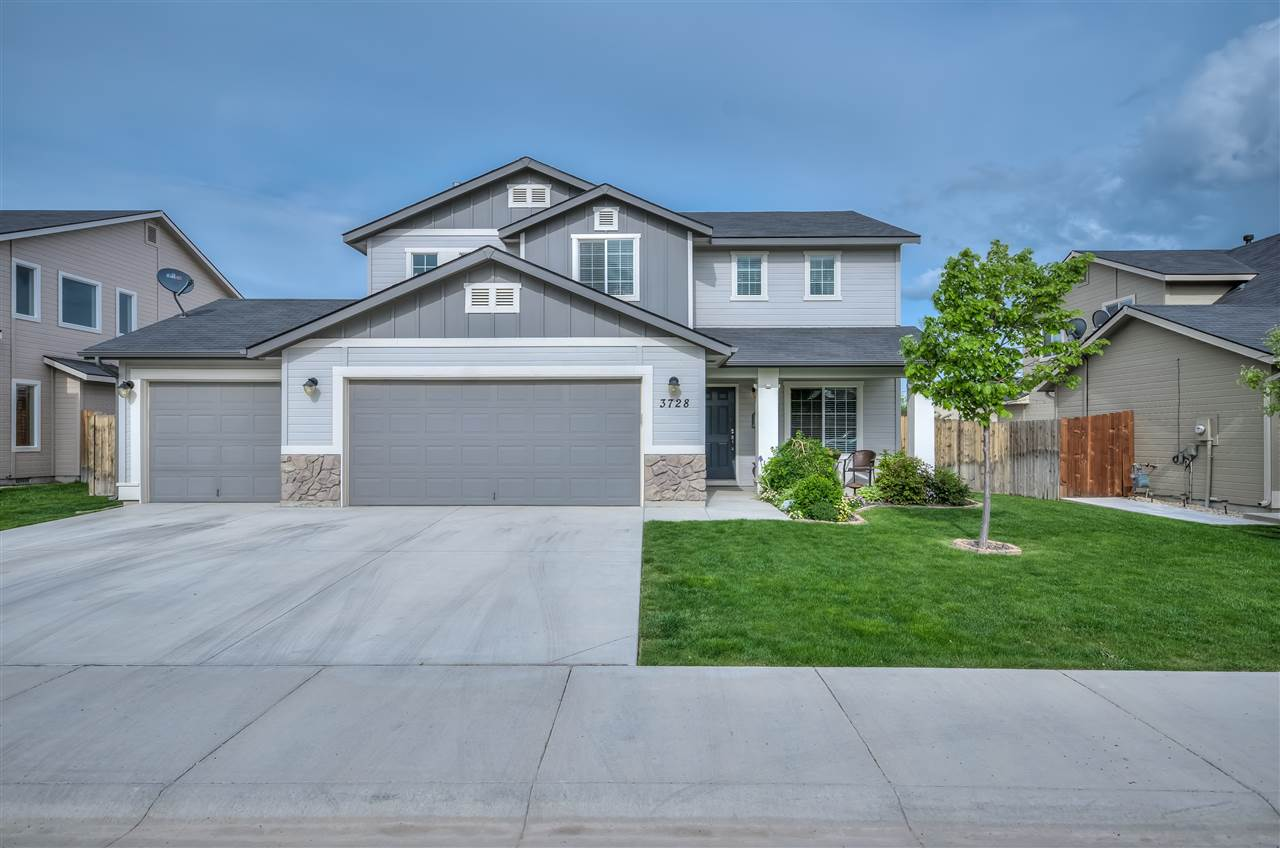 3728 S Barletta Way, Meridian in Ada County, ID 83642 Home for Sale